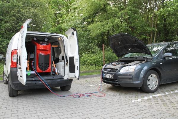 Napełnianie klimatyzacji samochodowej